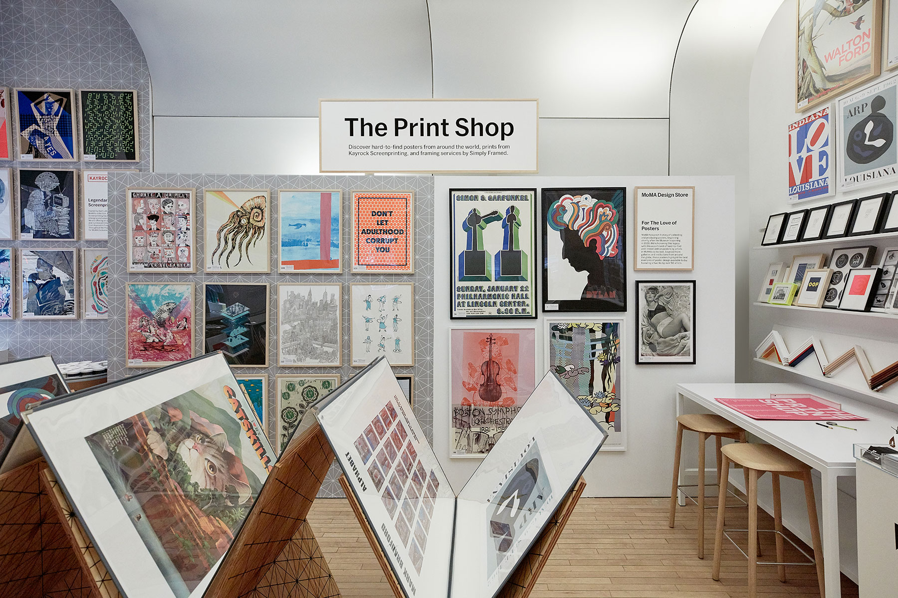 Don't Miss MoMA Design Store's The Print Shop Pop Up