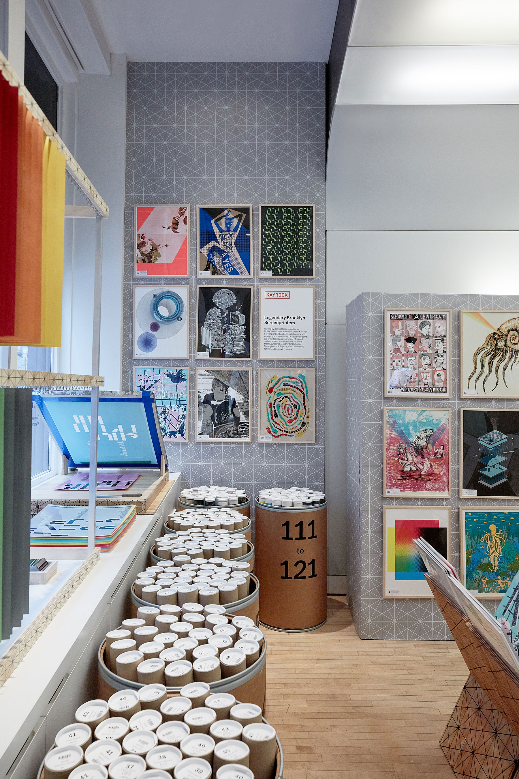 Don T Miss Moma Design Store S The Print Shop Pop Up