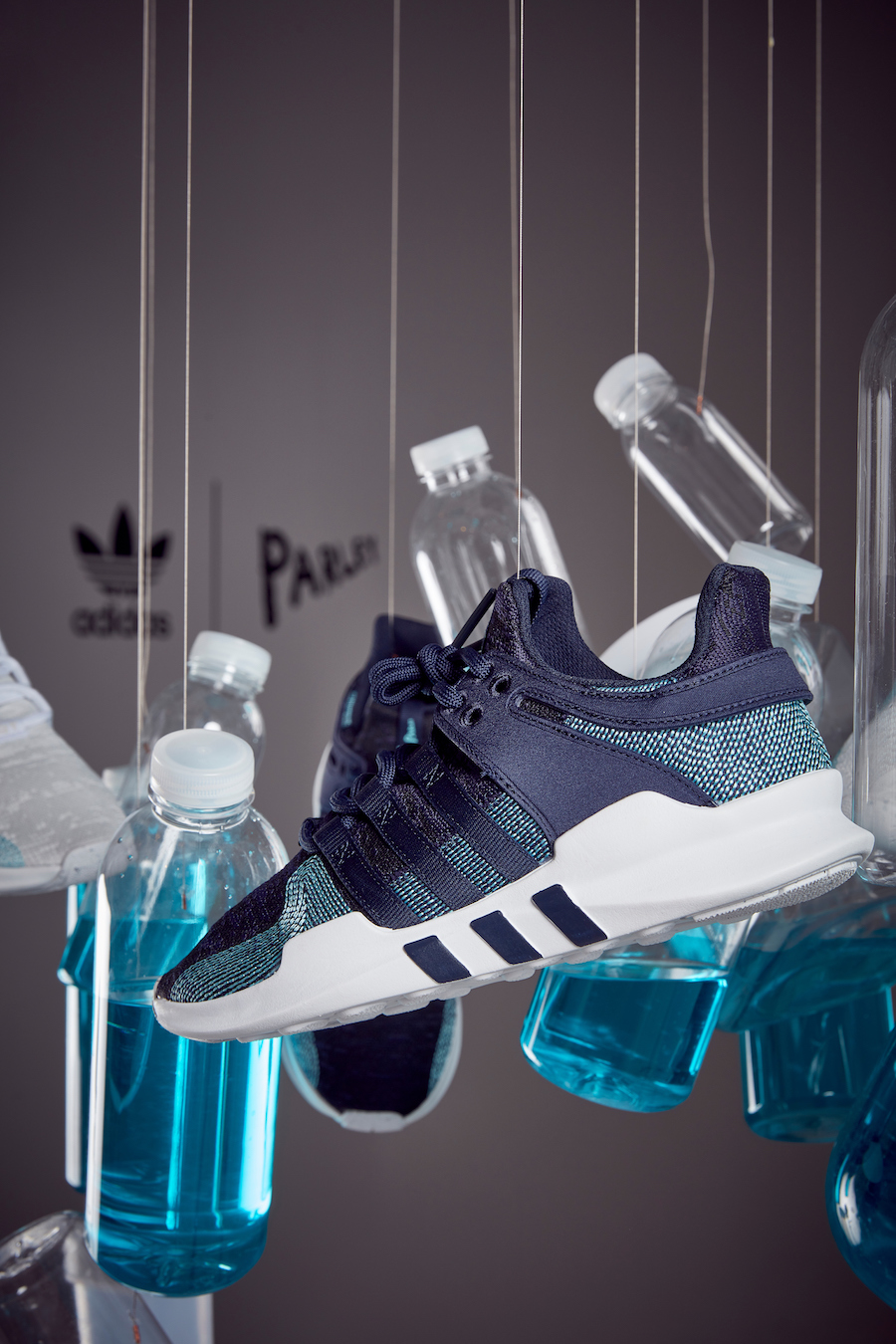buy popular 083a0 a4c3c Adidas Originals and Parley for the Oceans Turn Trash Into a ...