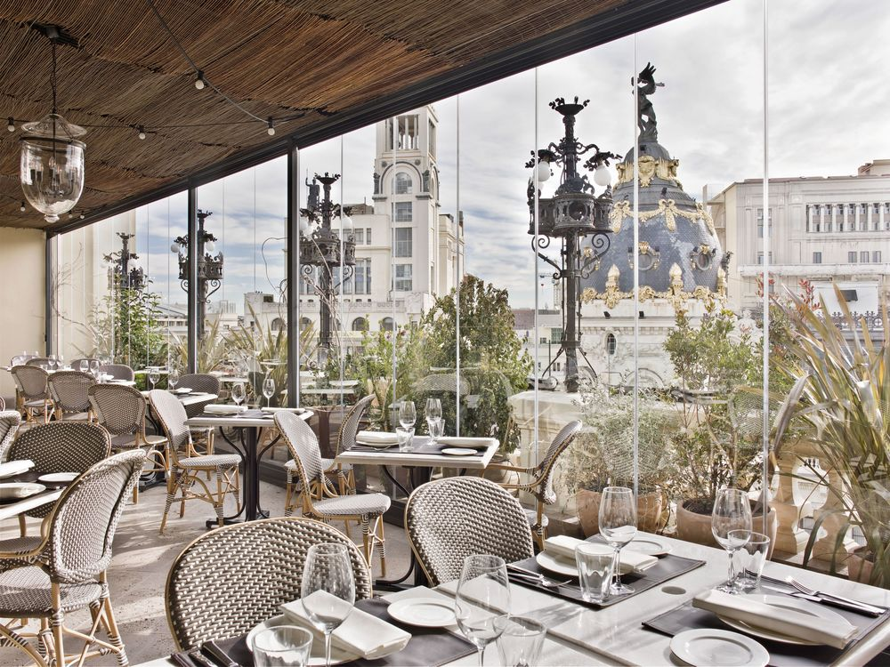 History And Splendor At Madrid S Principal Hotel Surface
