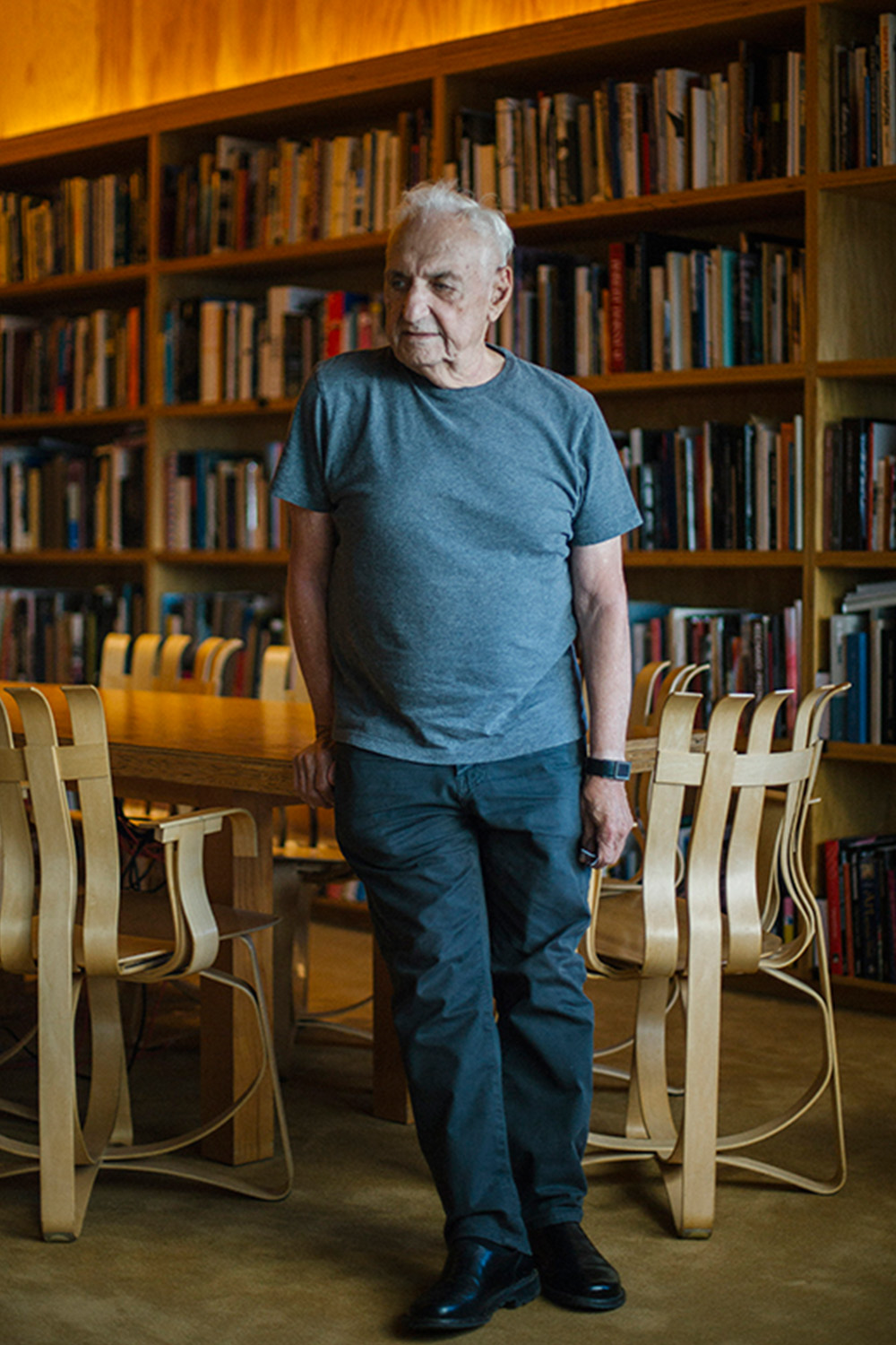 Frank Gehry Continues Reconstruct The World Surface