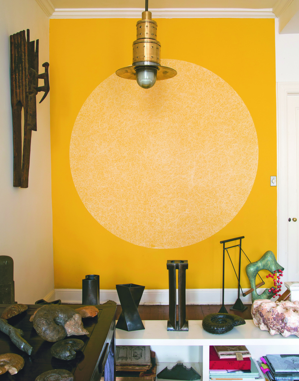 A Peek into the Homes of Artists Who Collect - SURFACE
