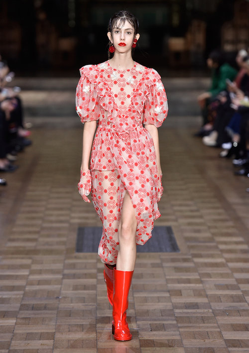 Simone Rocha Spring/Summer 2017 Collection