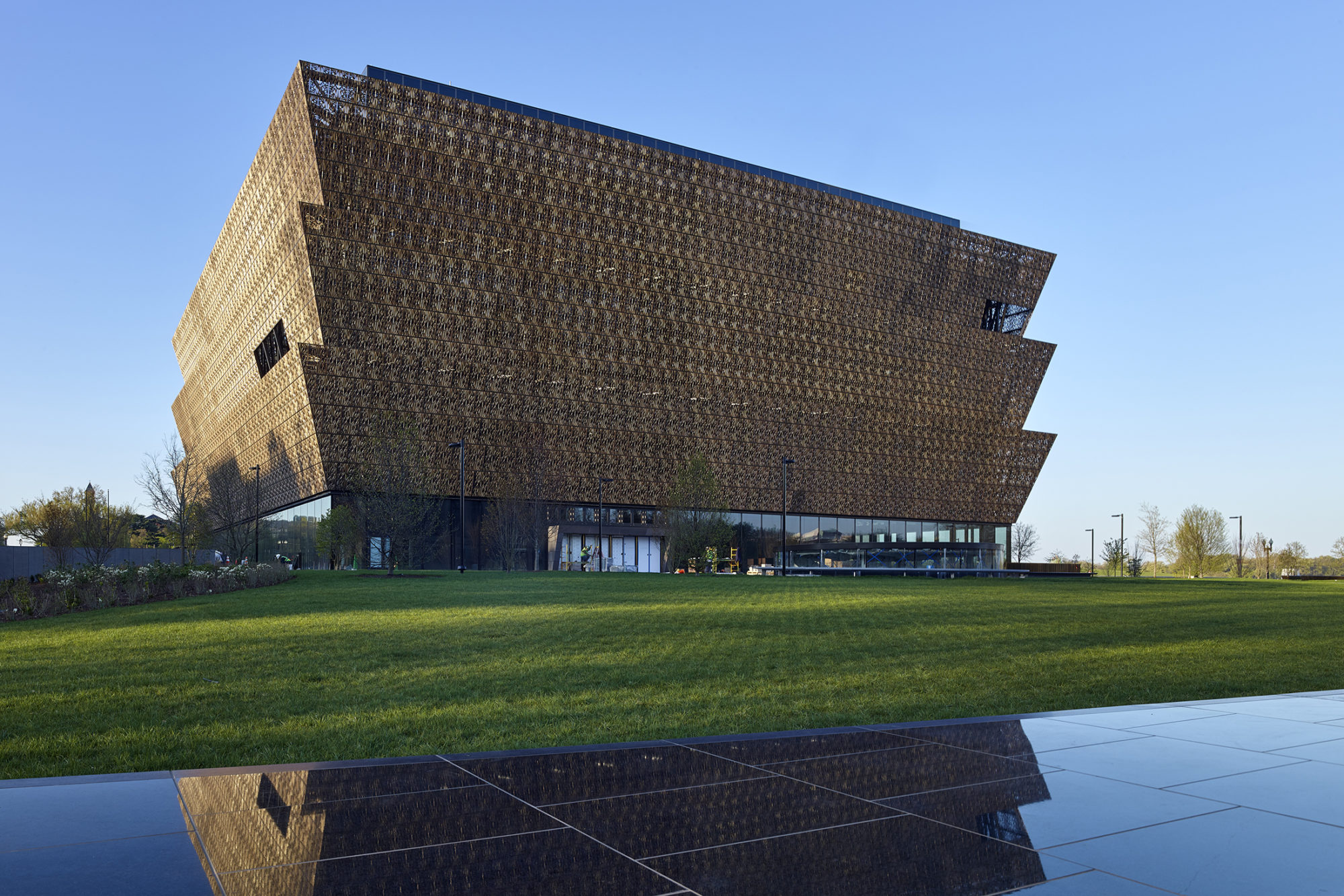 david adjaye museum american african culture architecture africa national architect lead philip freelon atmosphere smithsonian designed led team