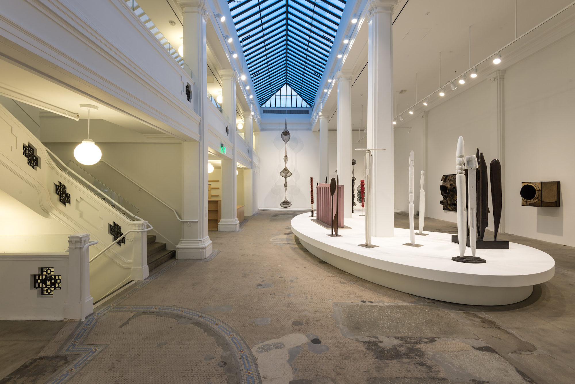 luxus hotel interieur paris angelo cappelini, power 100 - surface, Design ideen