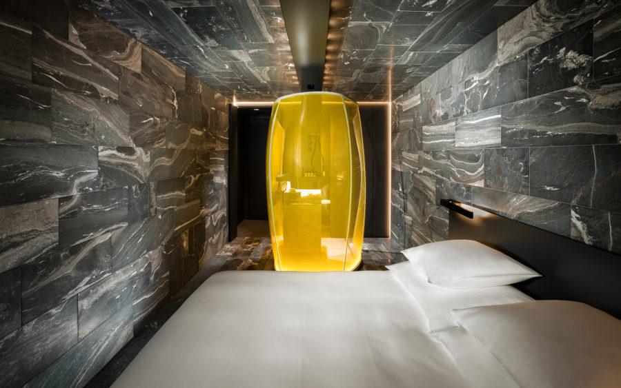 Thom Mayne's Rooms at 7132 Hotel