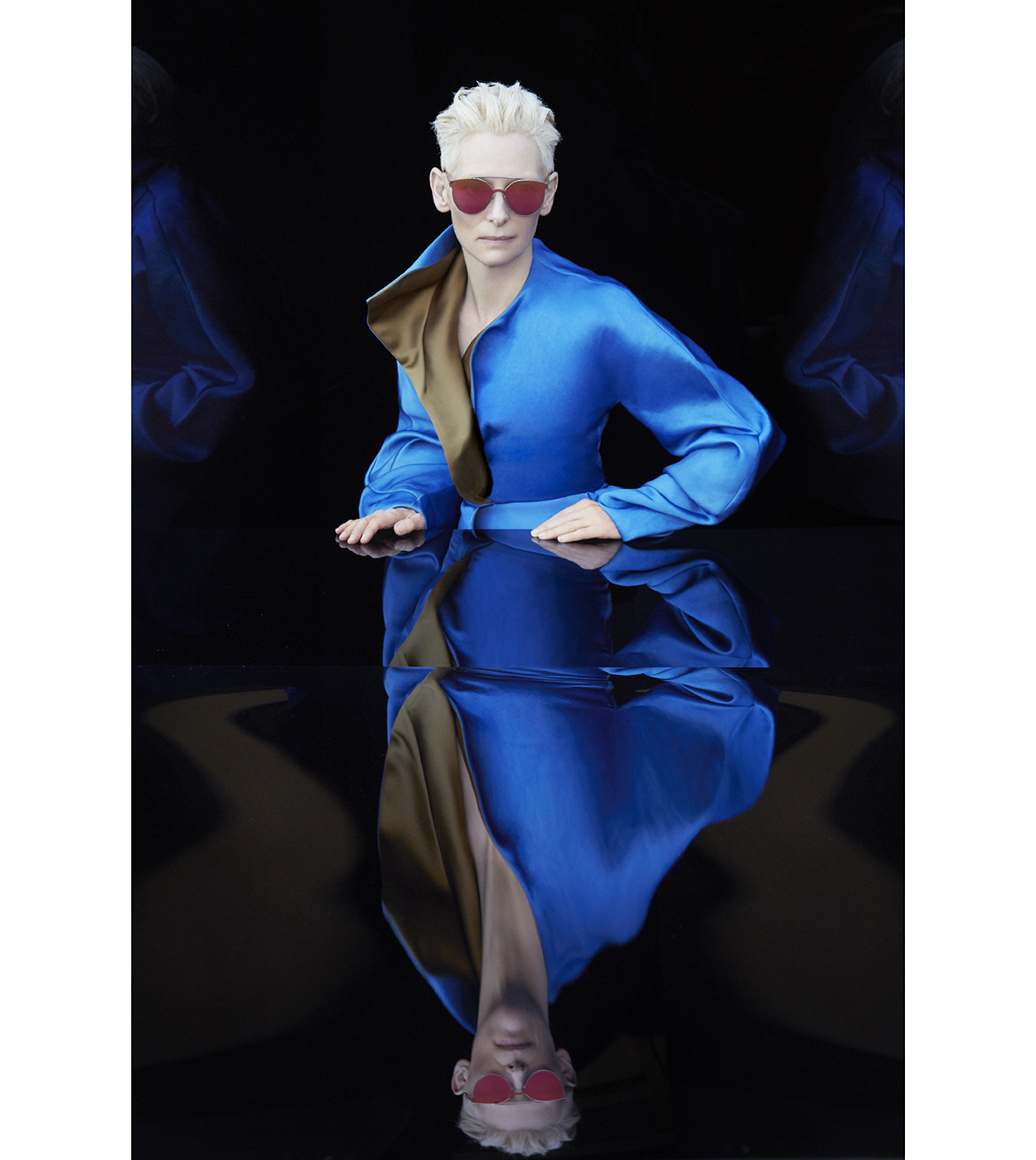 06d1c6ecc78 Tilda Swinton was captured for Gentle Monster by fashion photographer Erik  Madigan Heck