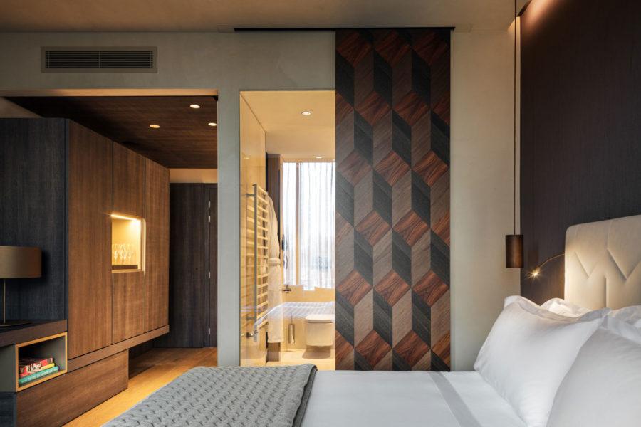 Inside Hotel Viu