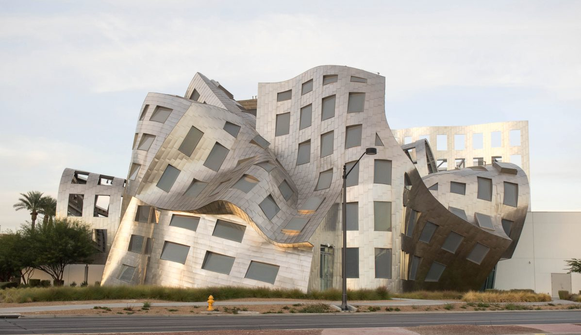 Gehry Partners – The List – SURFACE