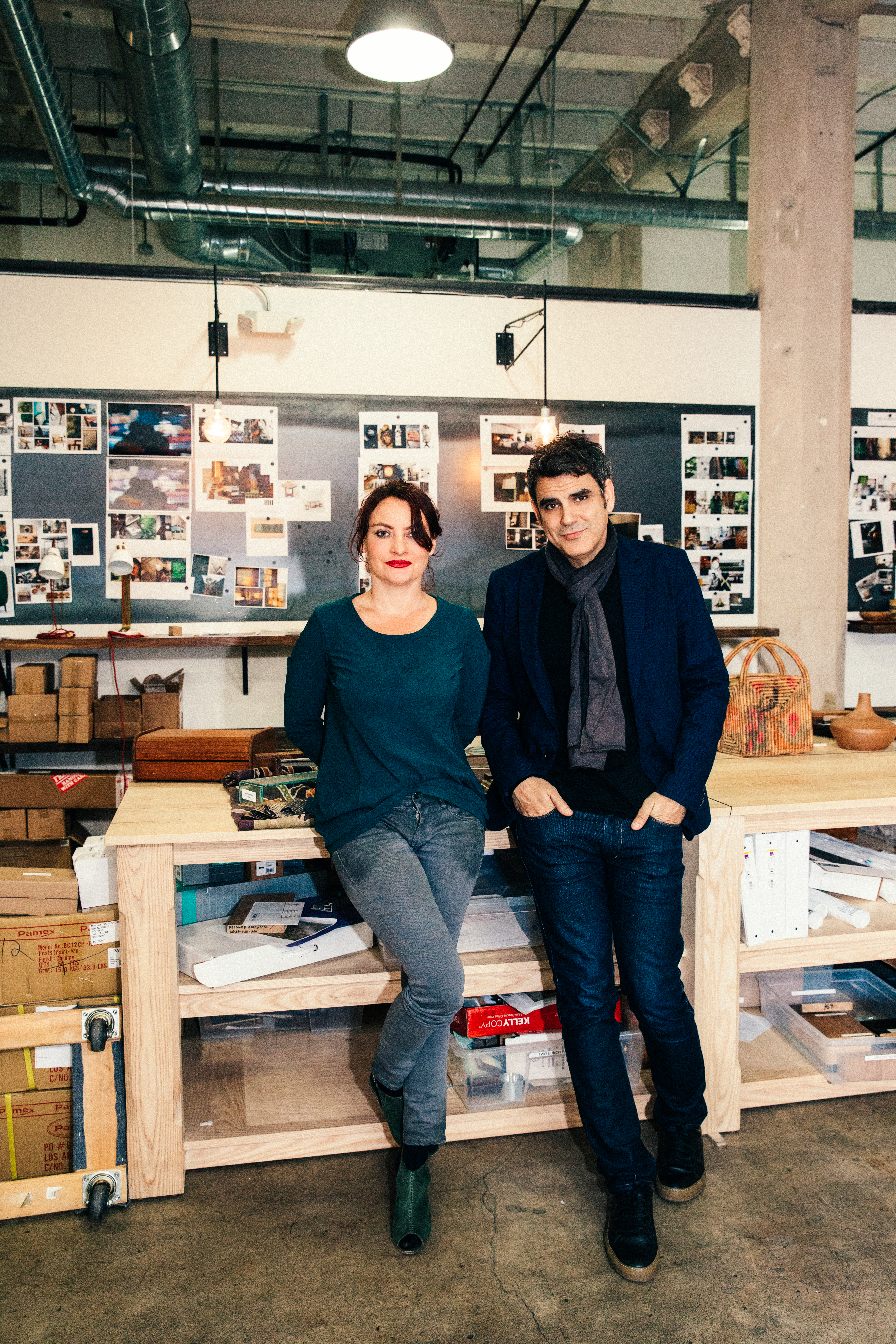 Studio Mai Coaxes the Tinder Generation to Look Up From Their Phones
