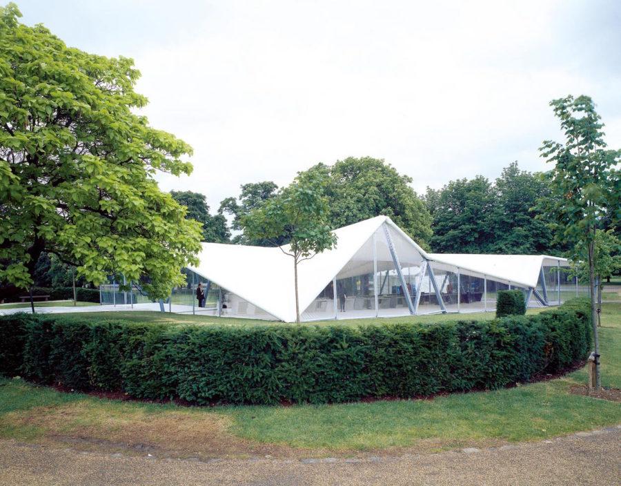 Serpentine Pavilion: 17 Years of Designs