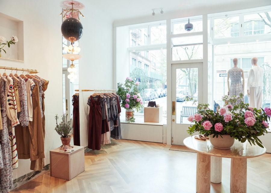 Ulla Johnson's New Bleecker Street Boutique