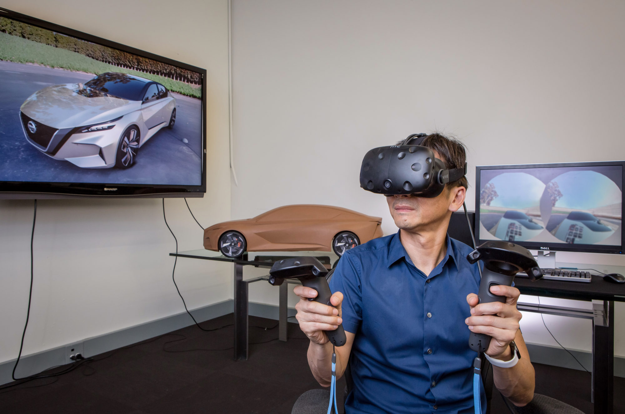 With Virtual Reality Entering the Studio, Is Automotive Design in