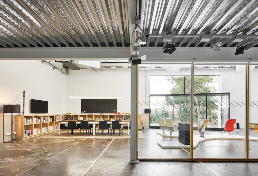 Miriam Castells Studio's Design Centre Figueras