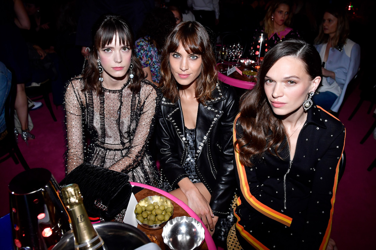 59c952192317 Couture Fashion Week Sets Off Party Time in Paris - SURFACE