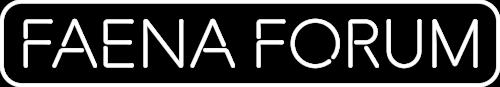 Faena Forum