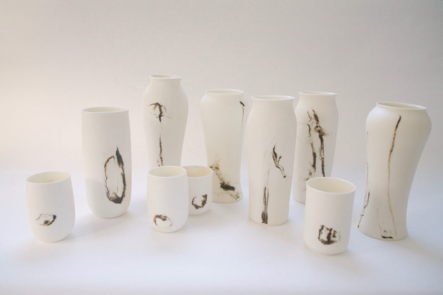 Dust Storm and Sea Grass Collection