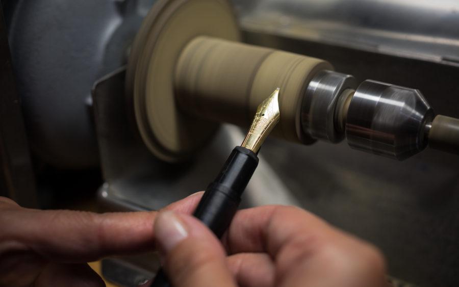 Nib Cutting and Grinding
