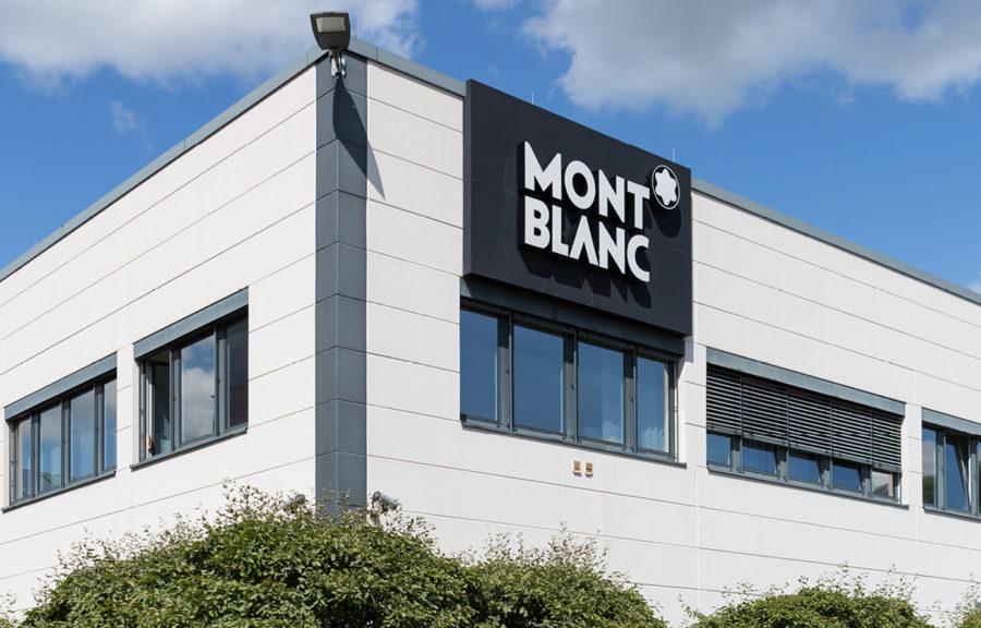 Montblanc's Hamburg, Germany, Headquarters