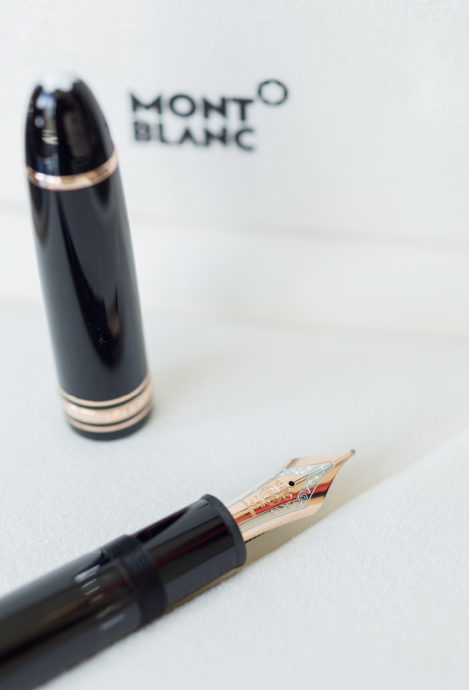 How It's Made: Montblanc Writing Instruments – SURFACE
