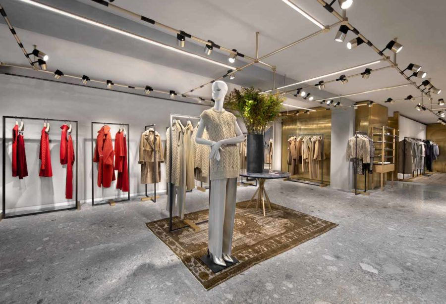 Max Mara's Madison Avenue Flagship