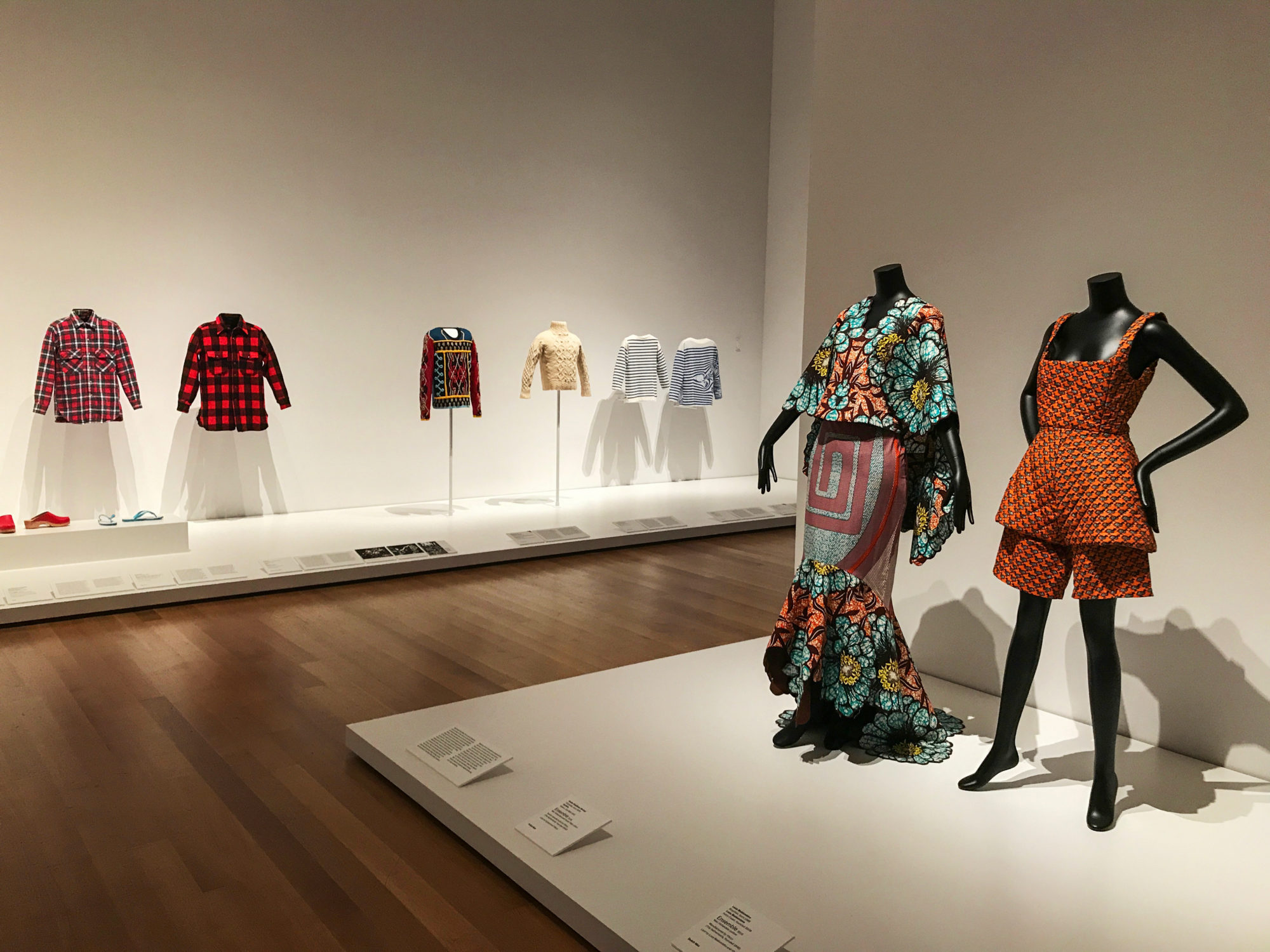 """e90087eb992a The title of the Museum of Modern Art s highly anticipated show asks """"Is  Fashion Modern """" But as the institution s first exhibition devoted to  fashion in ..."""