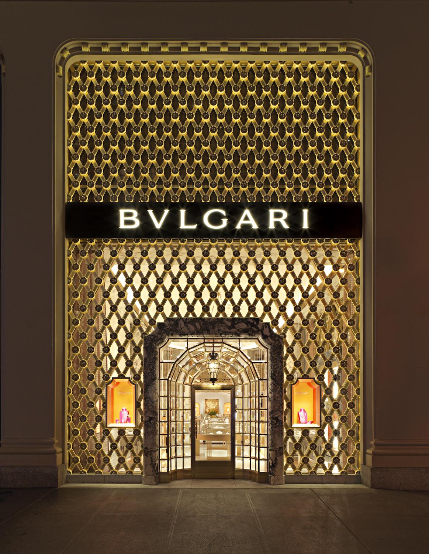 bulgari brings la dolce vita to new york � surface
