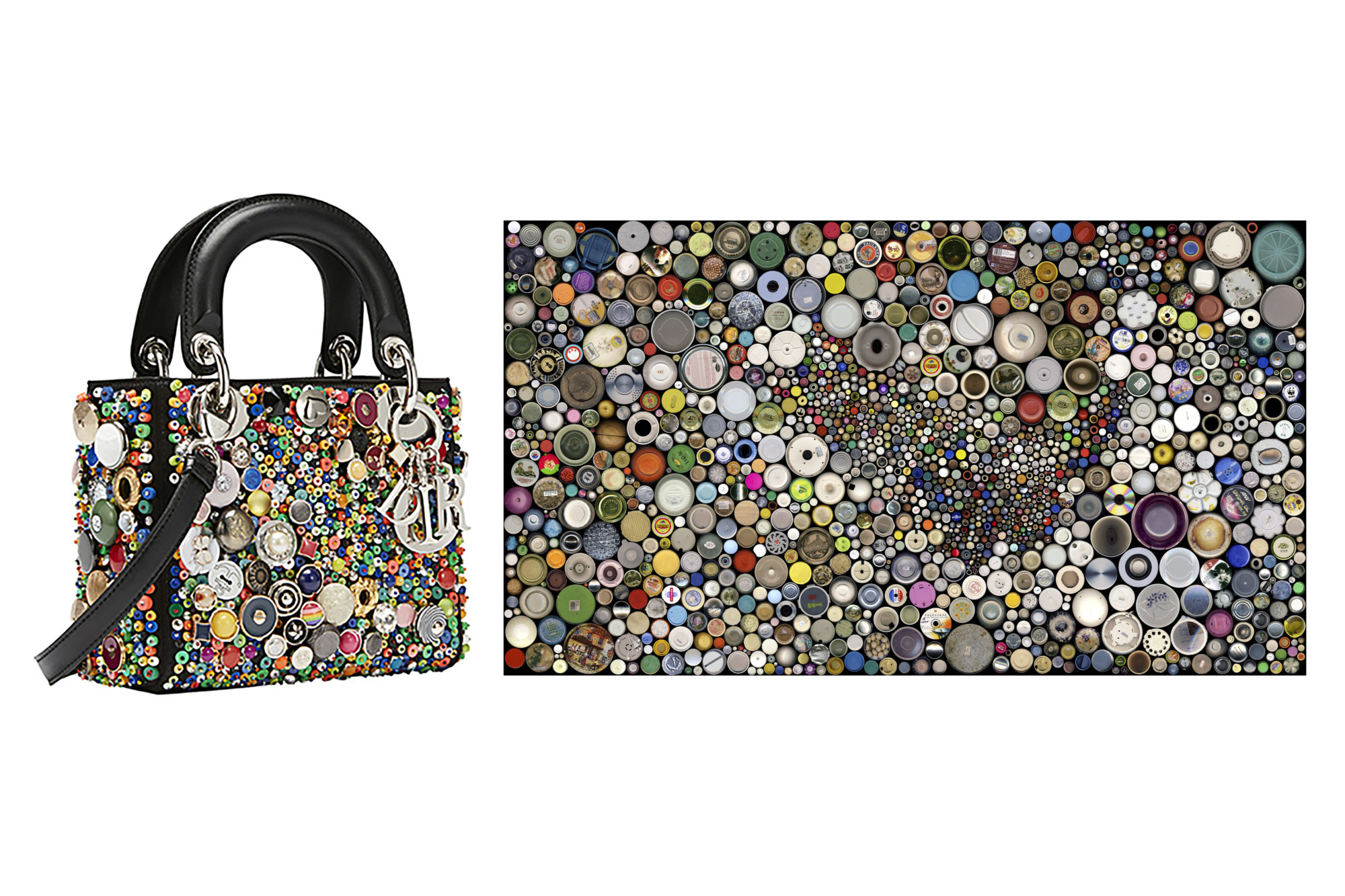 a5ebbc427a8d The Lady Dior Handbag Gets a Striking New Look - SURFACE