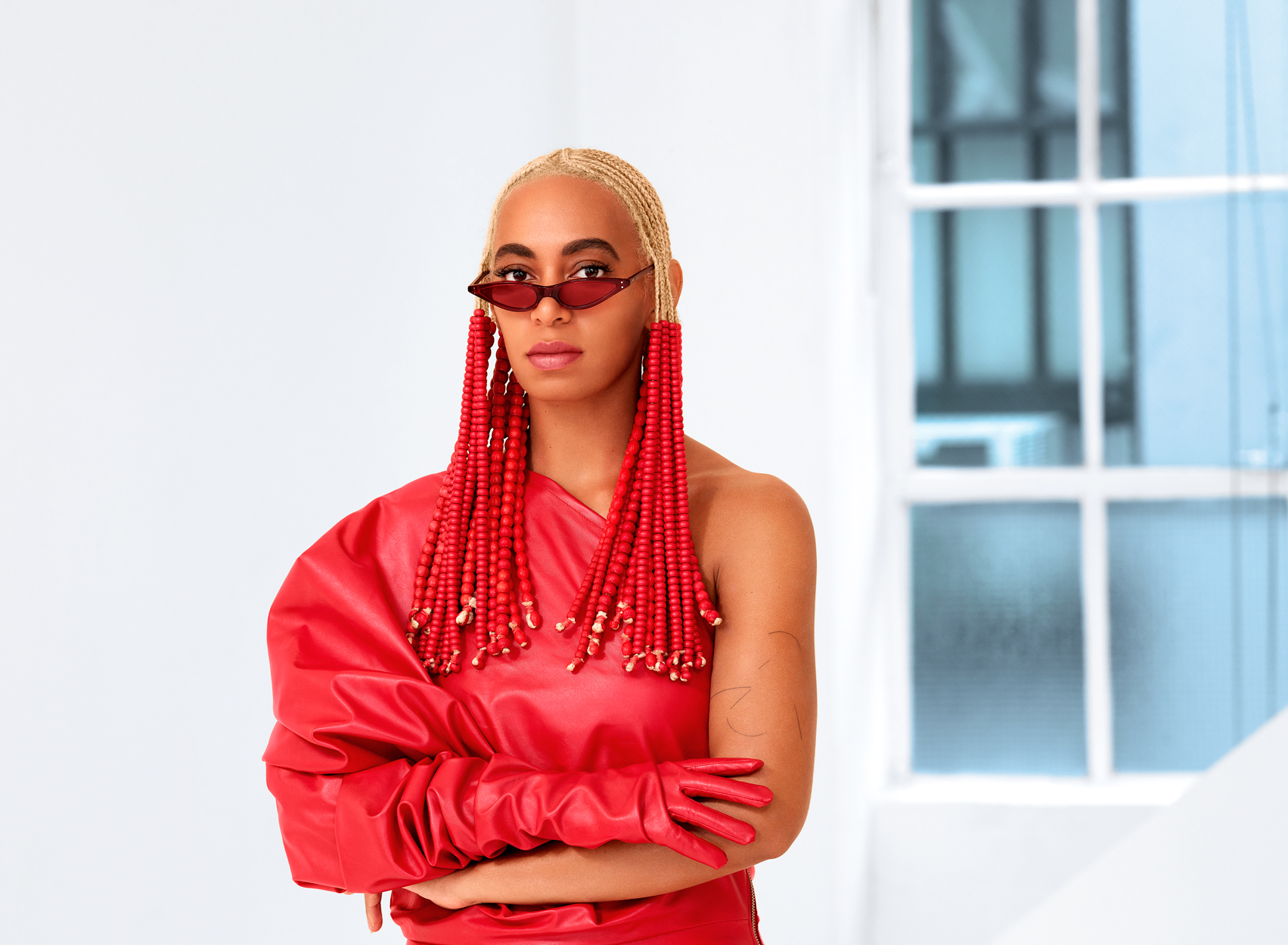 Solange Knowles' Performance Art Future — SURFACE