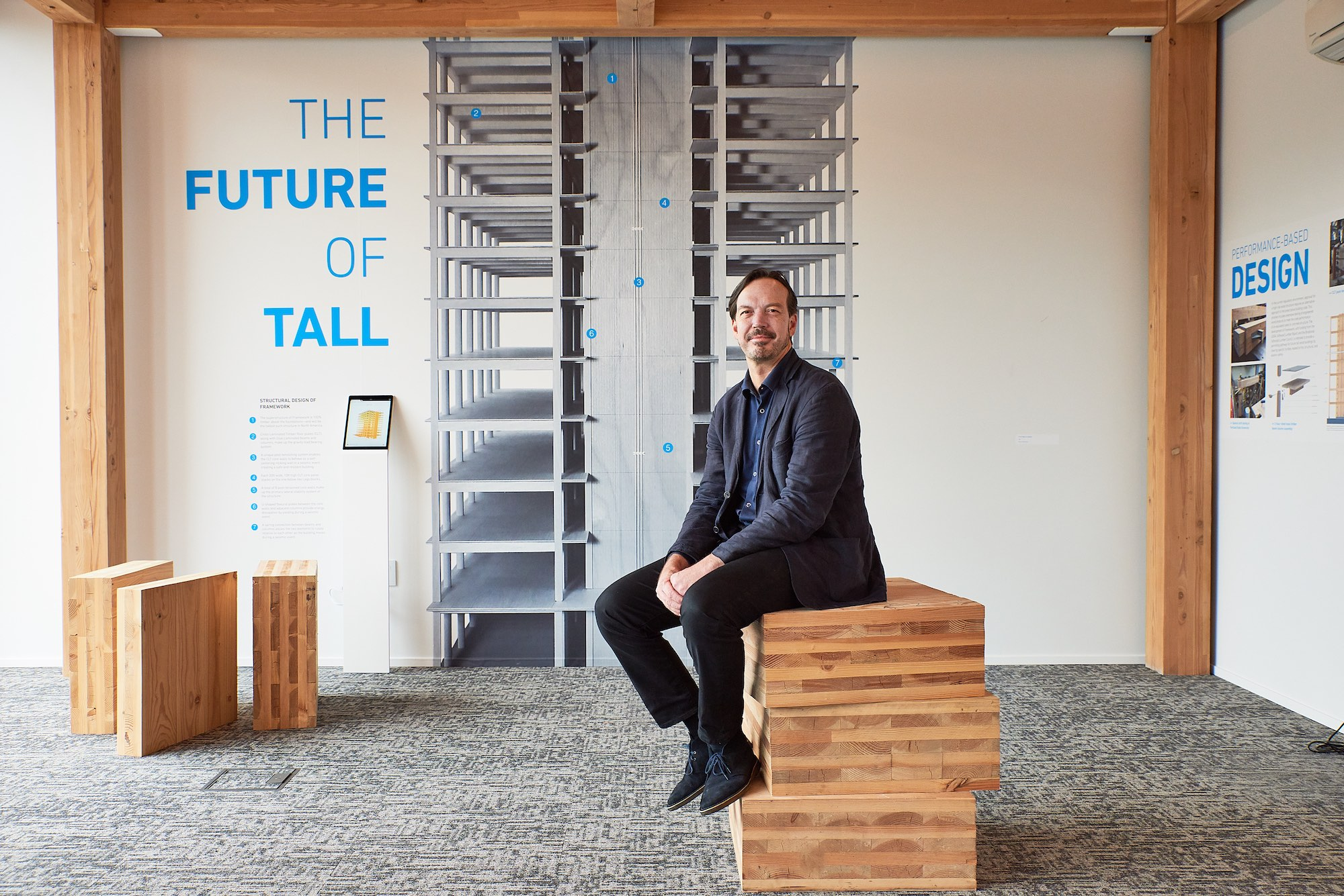 Lever Architects Elevates Lumber Construction To An Art Form