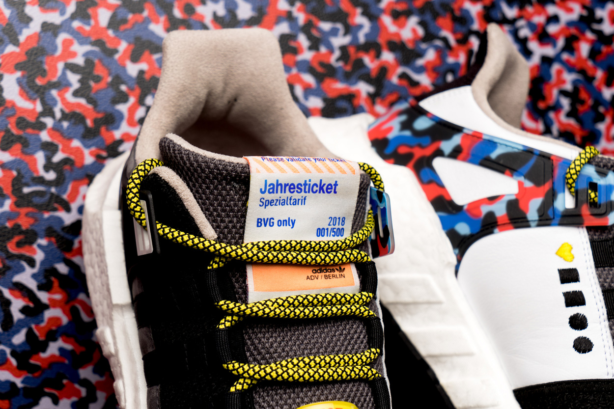 the latest 0d396 c206f These Adidas Sneakers Will Get You on the Berlin Subway