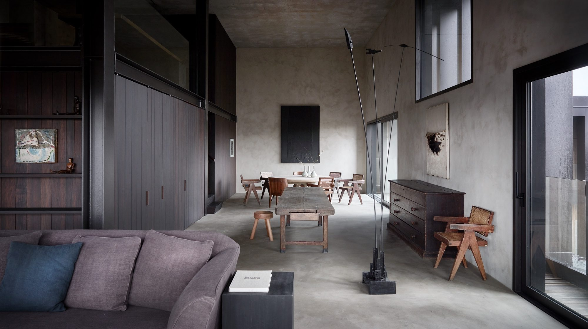 An open living space with the u201cMarcu201d