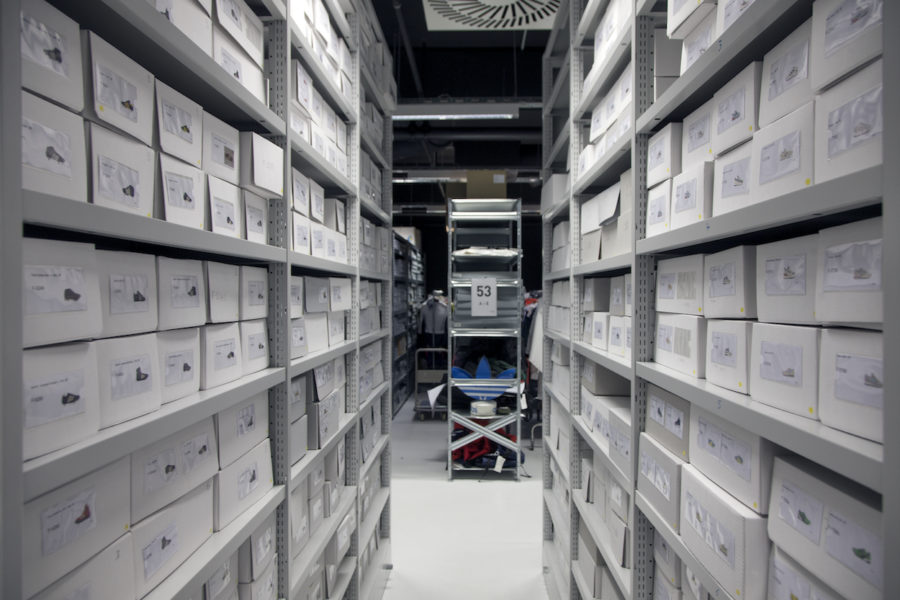 Inside the Adidas Archive
