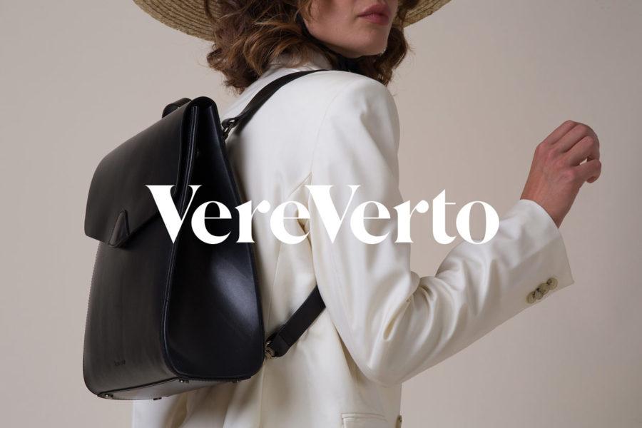 Avec's branding for Vere Verto