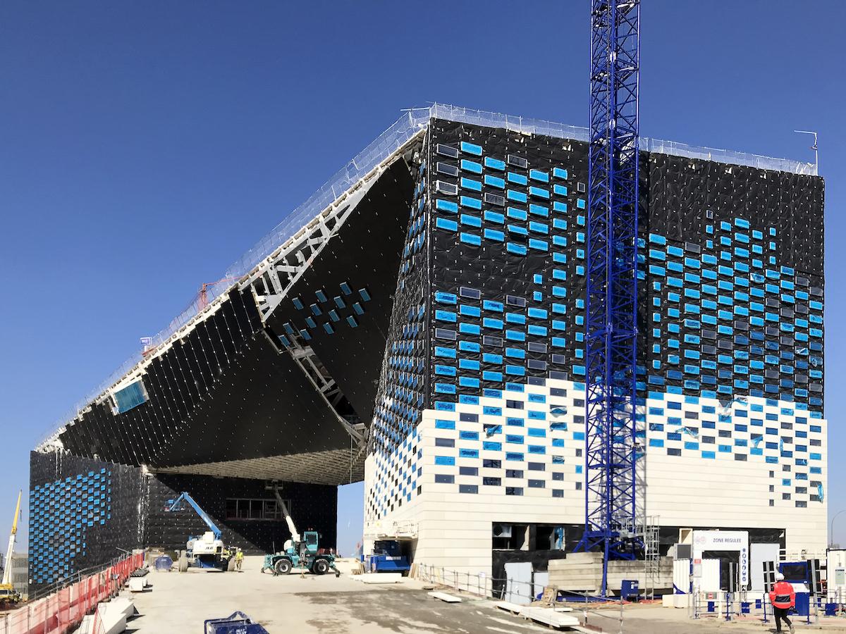 Bjarke ingels is reshaping the world as we know it - Maison de l architecture bordeaux ...