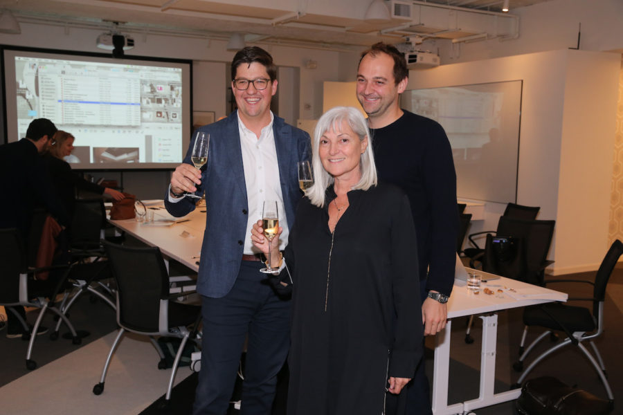 2018 Surface Travel Awards Jury Day