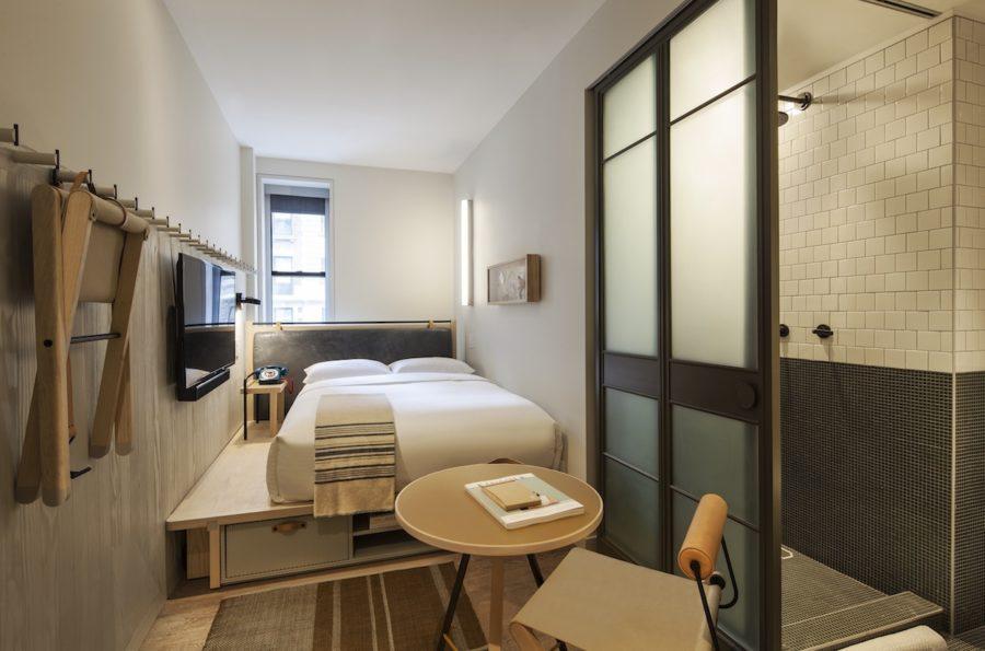 Micro-Hotel/Hostel