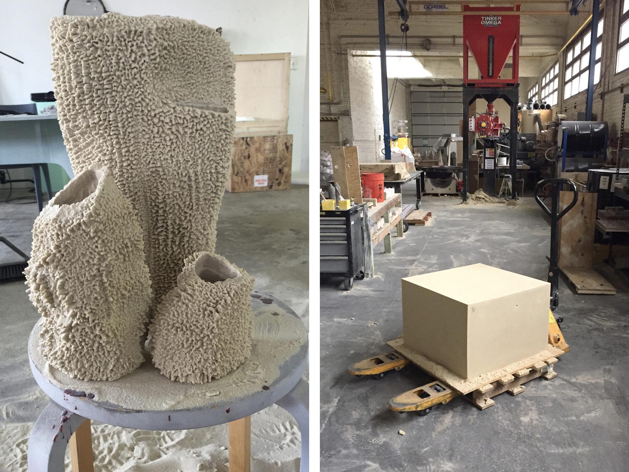 Steven Haulenbeek Elevates Sand to Sculpture in His RBS Series
