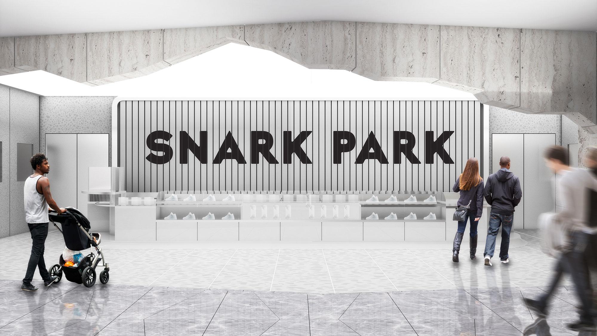 Snarkitecture Designs a New Manhattan Exhibition Space