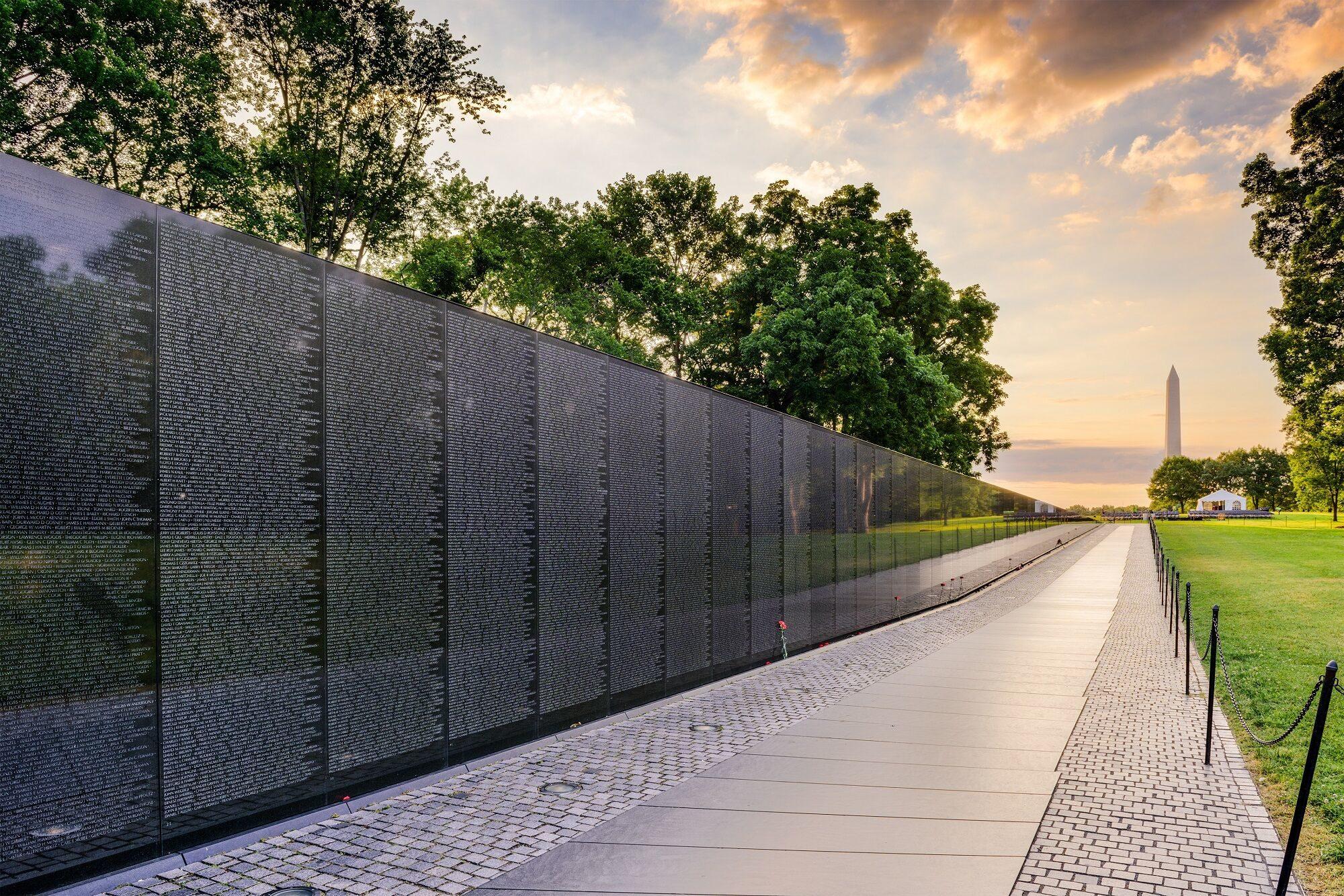 Maya Lin's Vietnam Veteran's Memorial Changed How We Process War