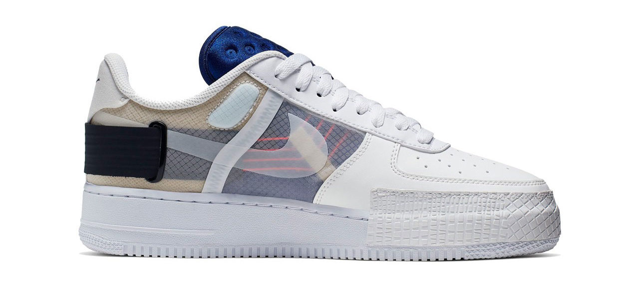 air force 1 different types