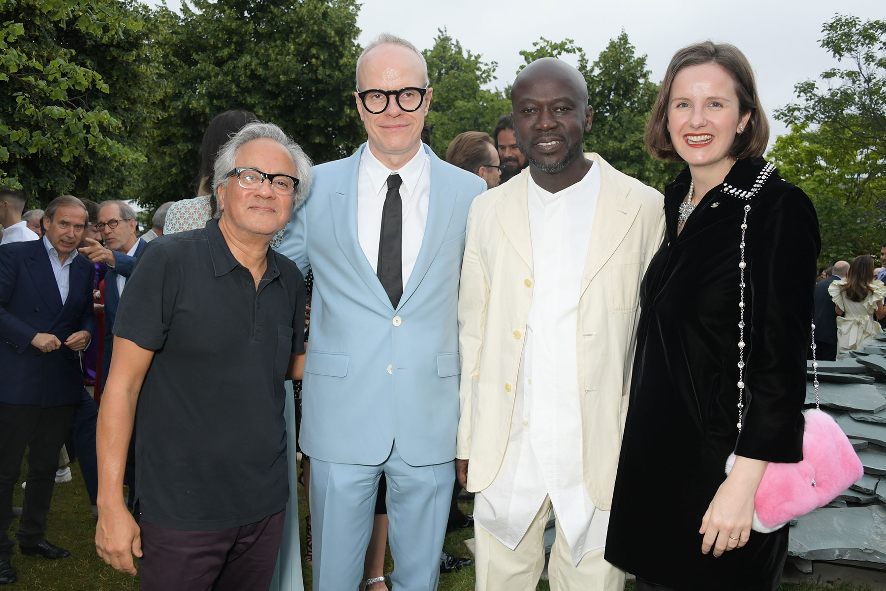 The Serpentine Galleries Summer Party Attracts A-List Crowd