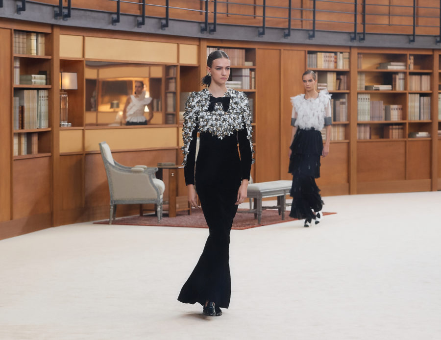 Chanel Fall 2019 Couture Collection