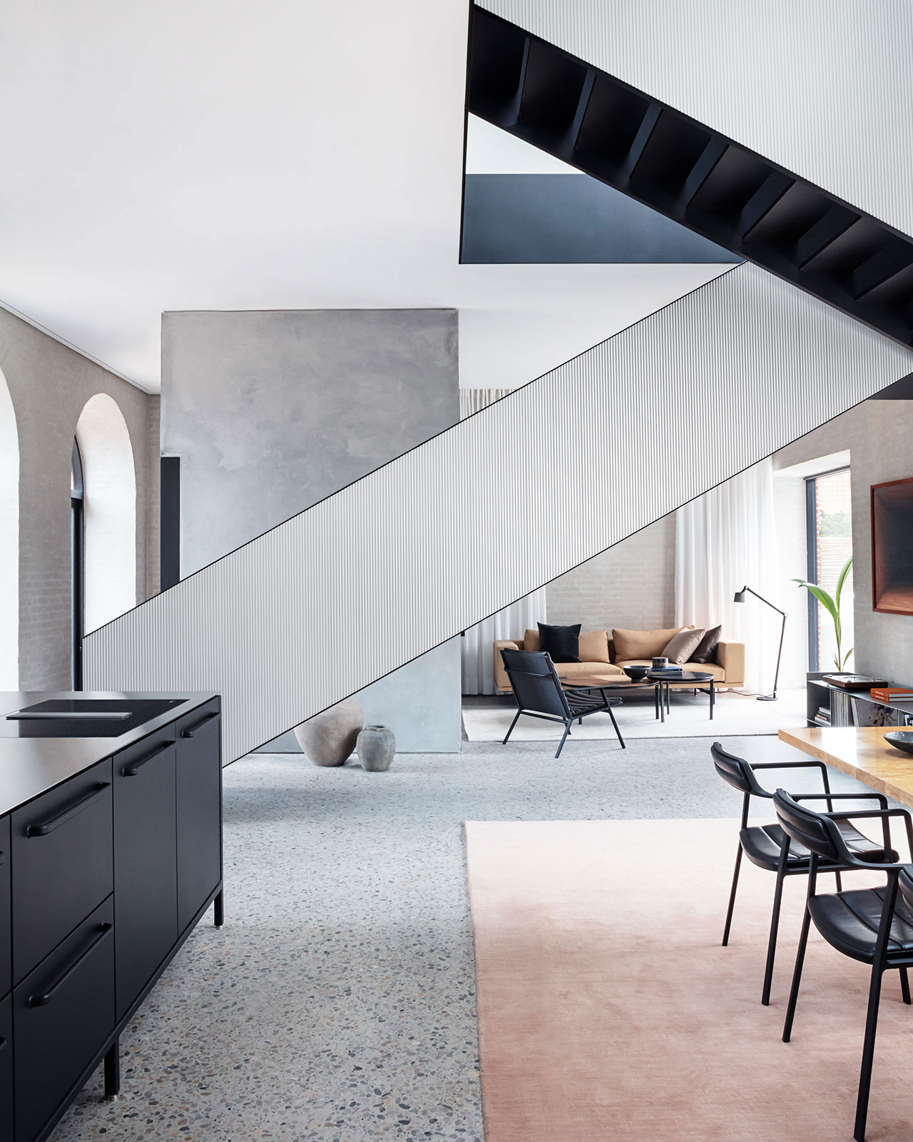 Opening Shot: The Vipp Chimney House in Copenhagen – SURFACE