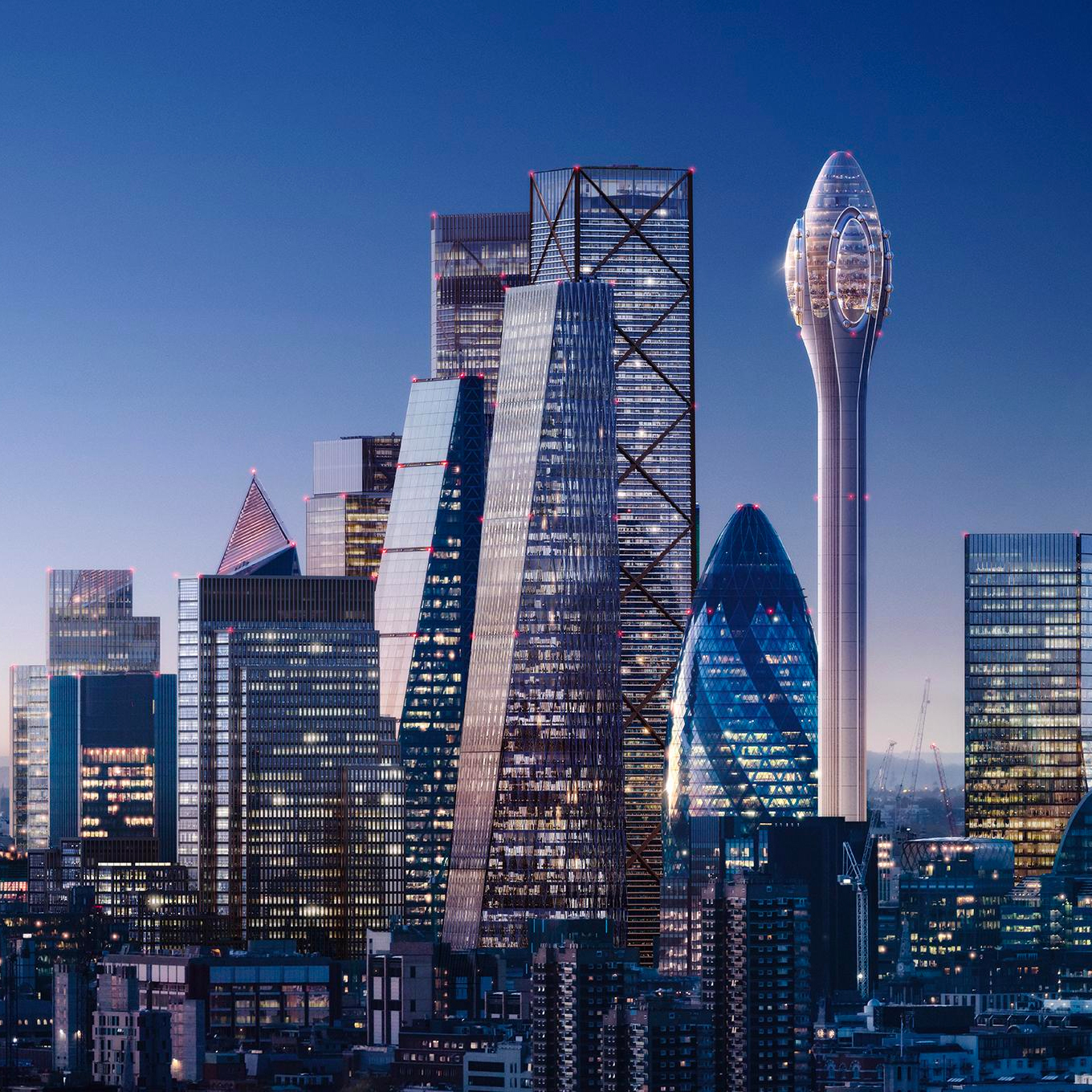 The Tulip Tower Gets Pruned – SURFACE