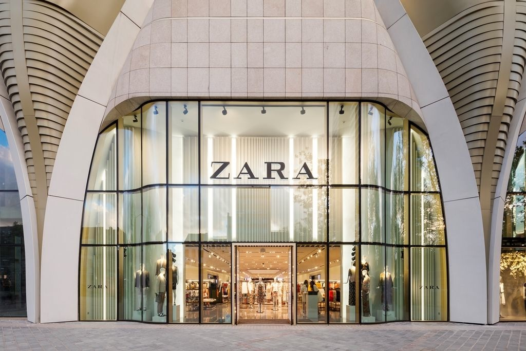 Zara Commits to Sustainability – SURFACE