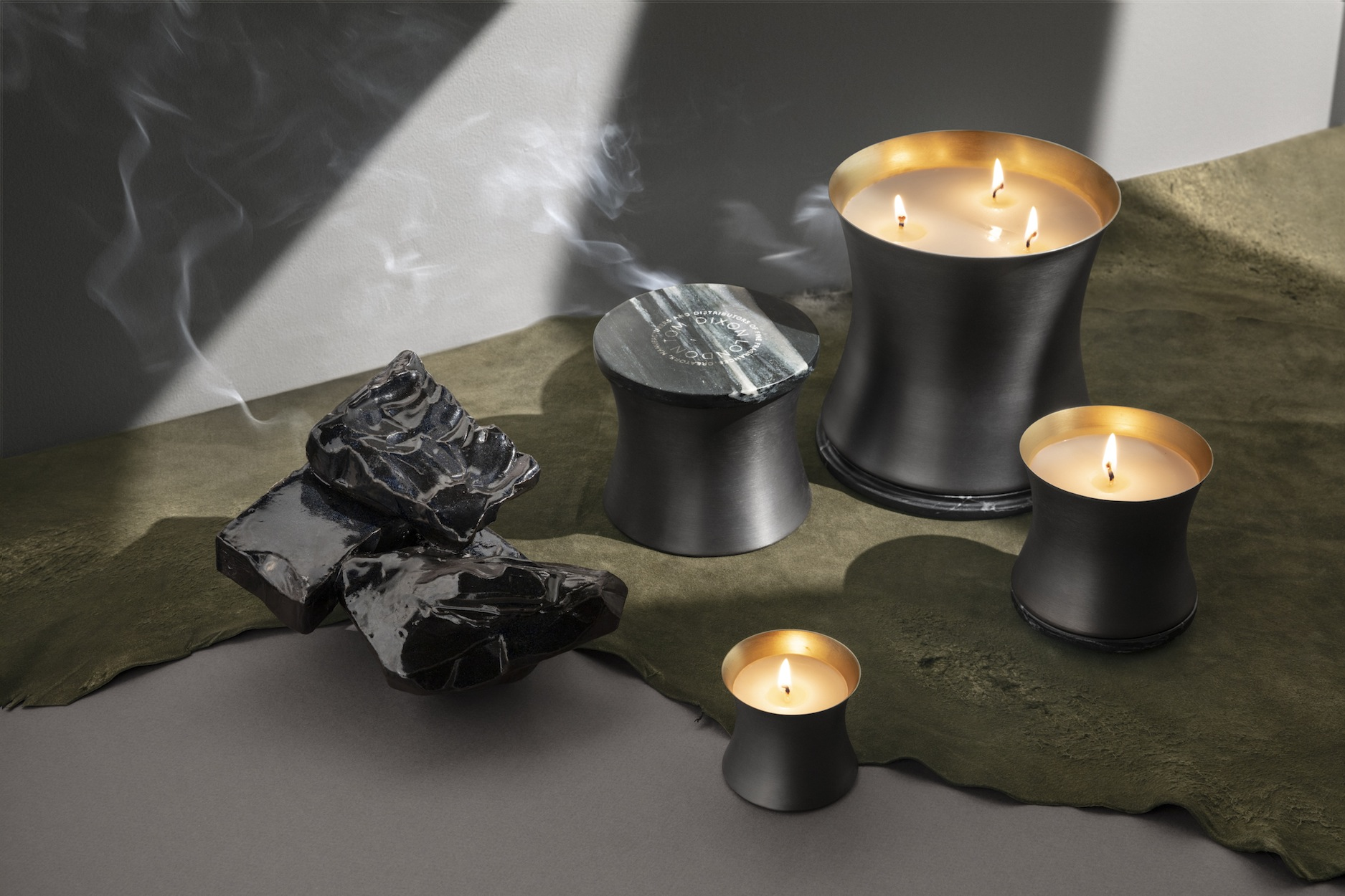 Tom Dixon Mixes Elixirs for Two New Candles and Diffusers – SURFACE