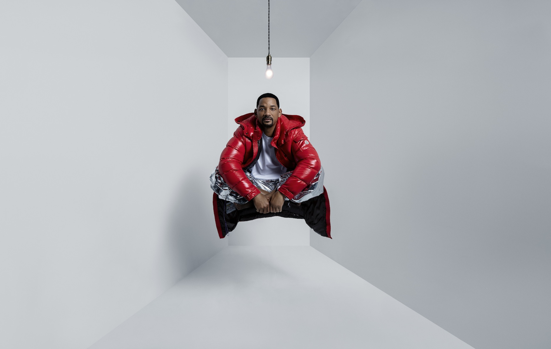 Image result for Will Smith and Moncler Team