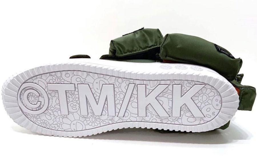 Takashi Murakami x Porter TZ BS-06 Sneaker