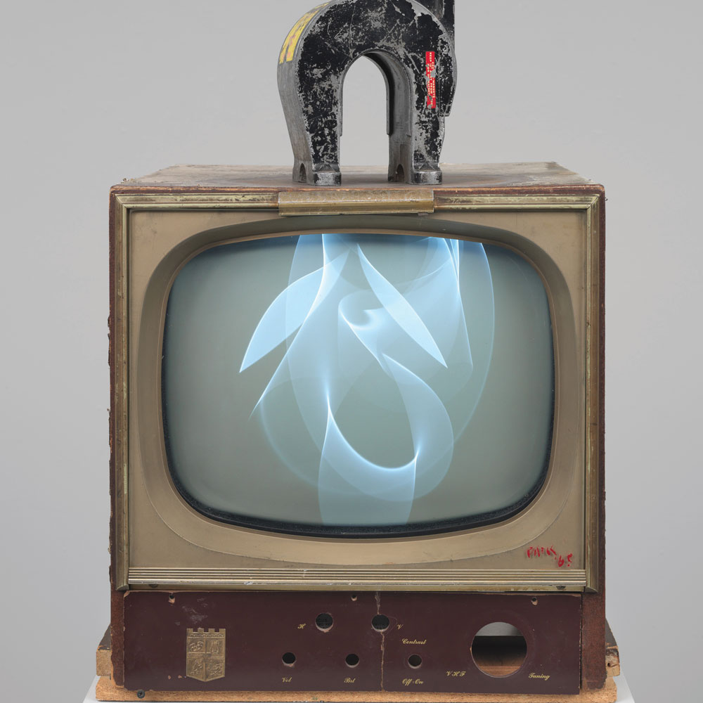 Nam June Paik's Tate Modern Retrospective Comes Right on Time – SURFACE